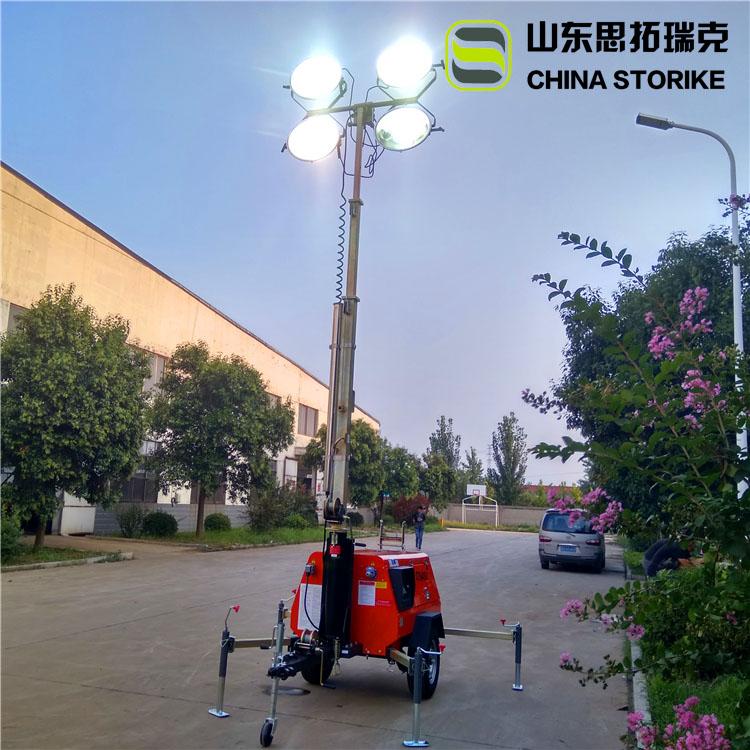 9米拖车照明车8