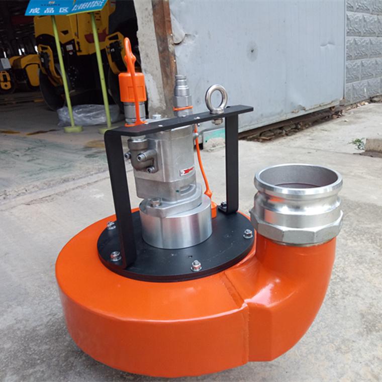 液压渣浆泵能快速排水除涝原理解析