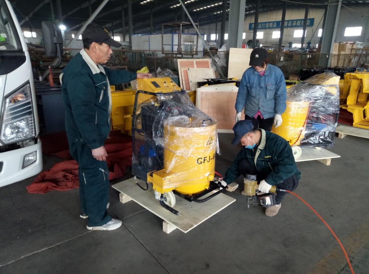 沥青灌缝机在冬季施工所需要具备哪些常识