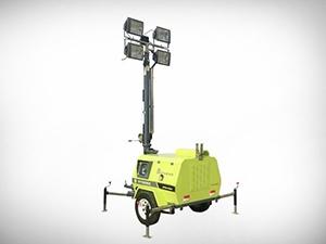 移动照明车-拖车式照明车4TN4000