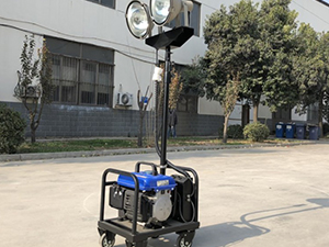 移动照明车-手推式照明车SMLV-150A
