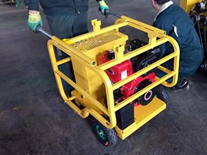 Hydraulic power station STP13-30C Diesel hydraulic power station