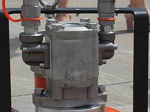 液压动力站-液压渣浆泵STP40/60/80
