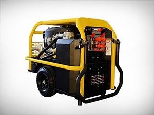 Hydraulic power station - Hydraulic power station STP30-60