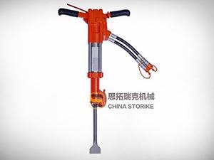 Hydraulic power station-Hydraulic breaker