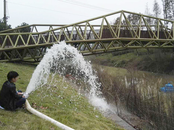 液压渣浆泵施工视频