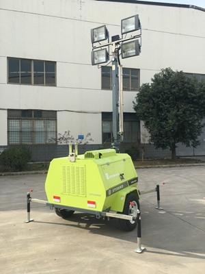 移动照明车常见故障及排除方法