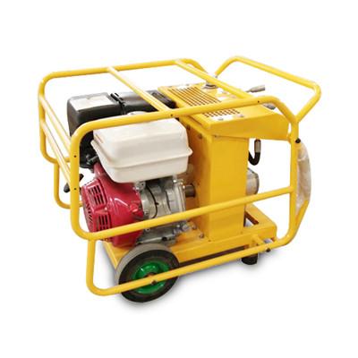 液压动力站工作原理及其优势特点