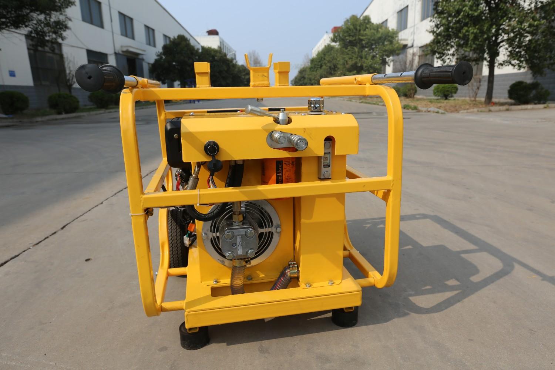 柴油液压动力站的使用步骤