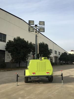 判断移动升降照明车质量好坏的方法