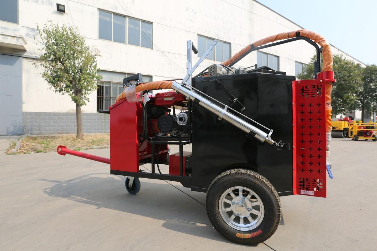 应具备哪些前提条件60升沥青灌缝机才能更好的施工