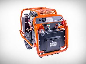 Hydraulic power station - Hydraulic power station STP18-40