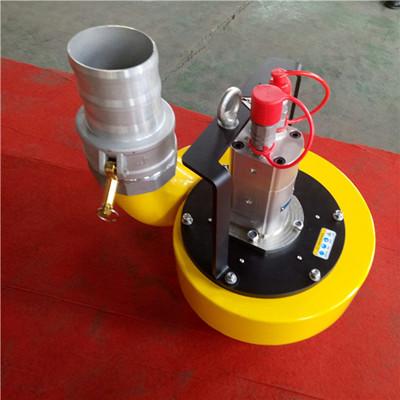 夏天雨季排水,为什么选用液压渣浆泵?