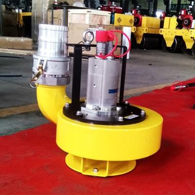 液压渣浆泵产品特点及工作原理