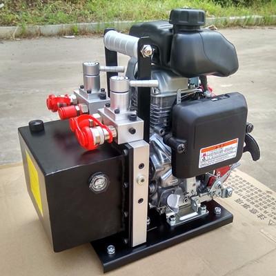 液压动力站的液压泵使用注意事项