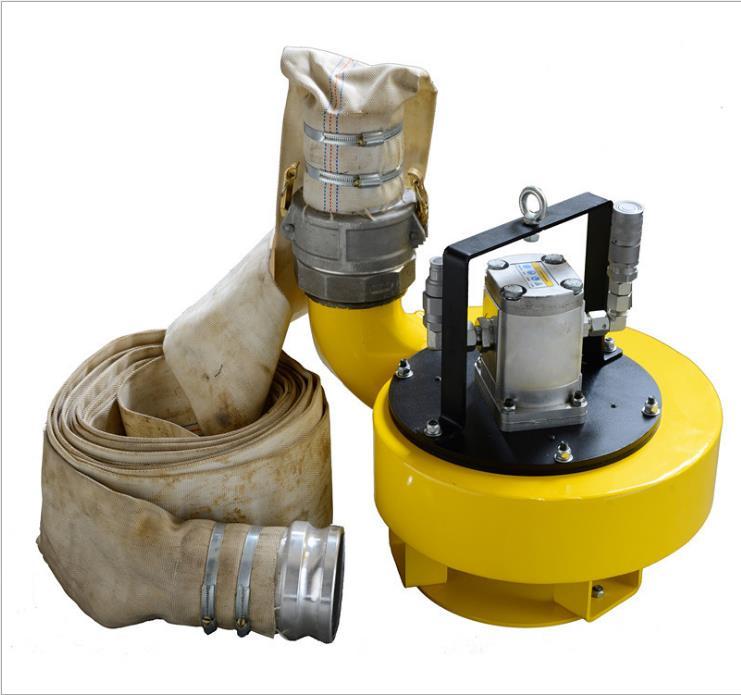 液压渣浆泵副叶轮的作用是什么?