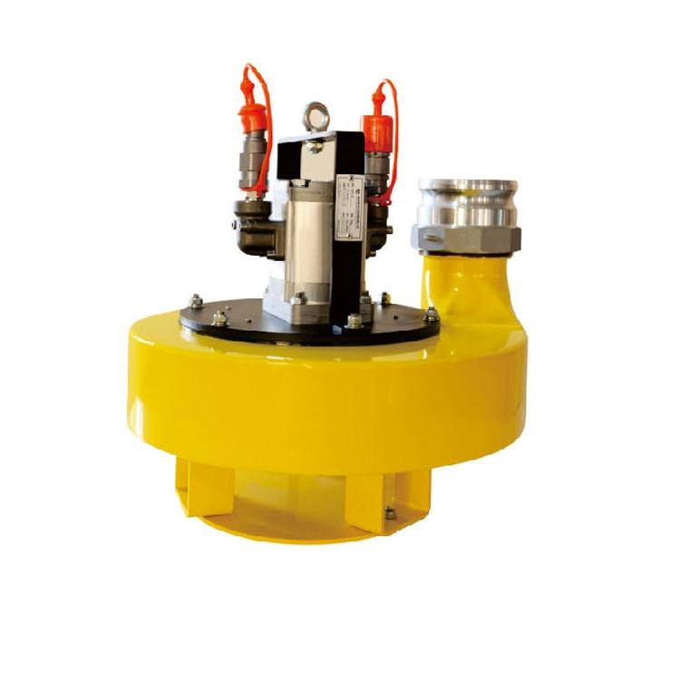 液压渣浆泵施工布管注意事项