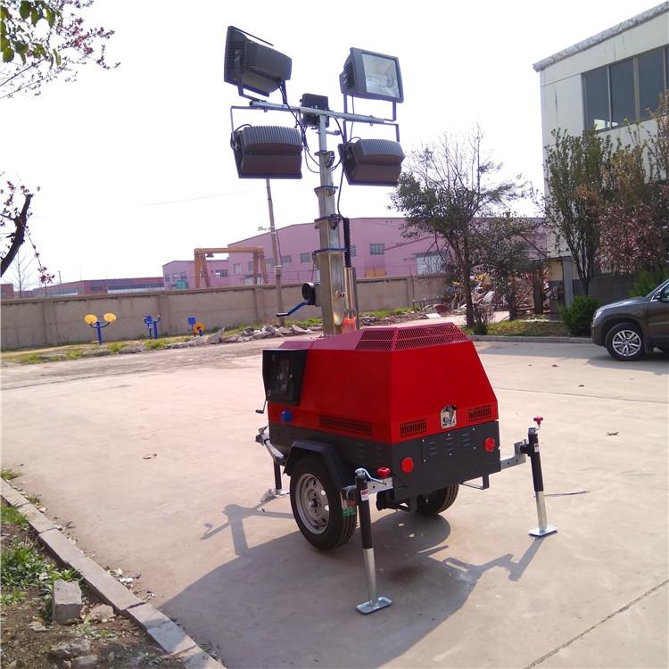 移动照明车相比传统照明设备的优势有哪些?