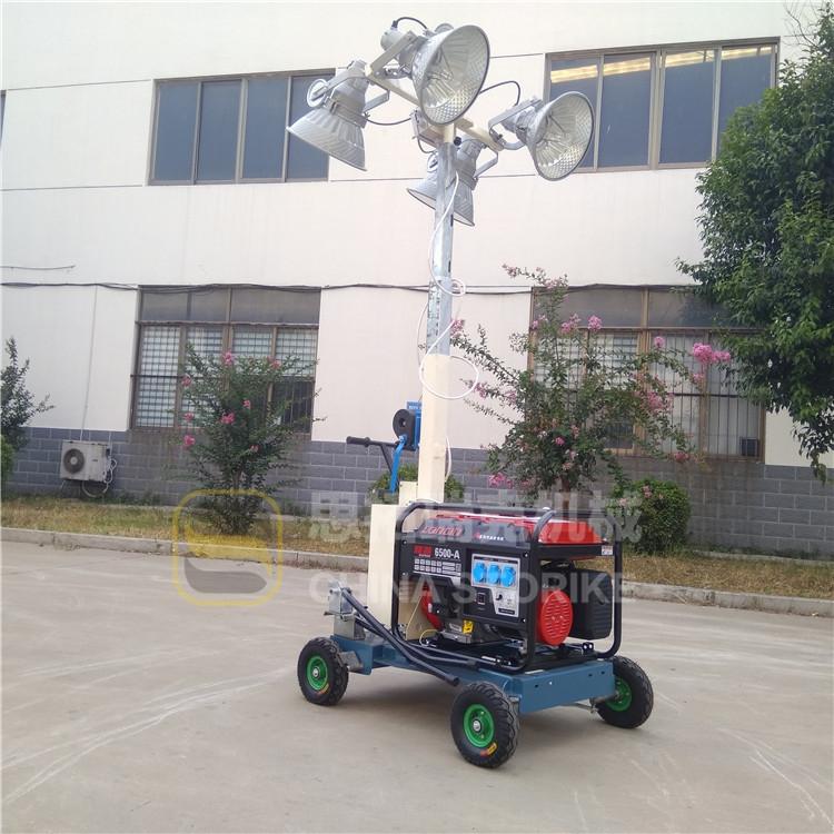 日常使用中如何对移动照明车灯组进行保养维护