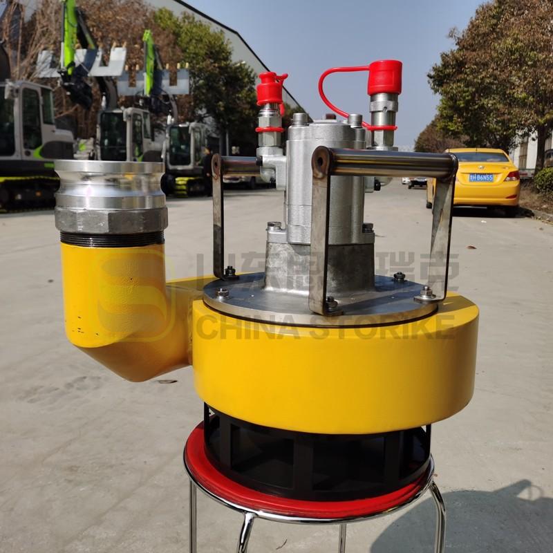 夏季汛期来临,市政应急防汛全靠它,液压排水渣浆泵