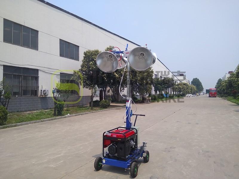 夏季应急施工,移动照明灯车常见的施工场景与情况有哪些?